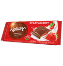 Wawel Strawberry Filled Chocolate Bar 100g