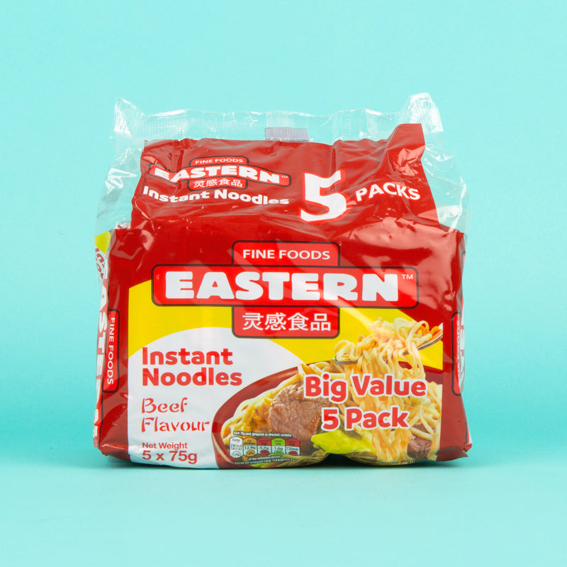 Eastern Instant Noodles- Beef Flavour