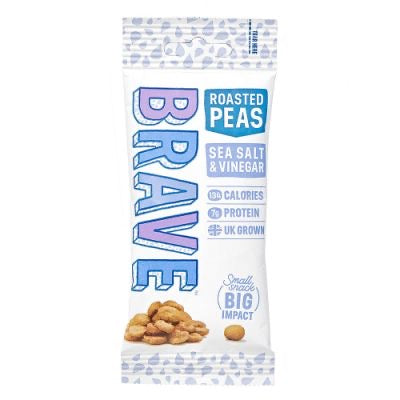 Brave Roasted Peas- Sea Salt & Vinegar