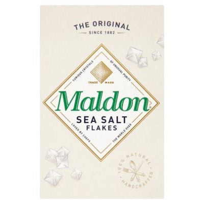 Maldon Perfectly Crushed Sea Salt Box