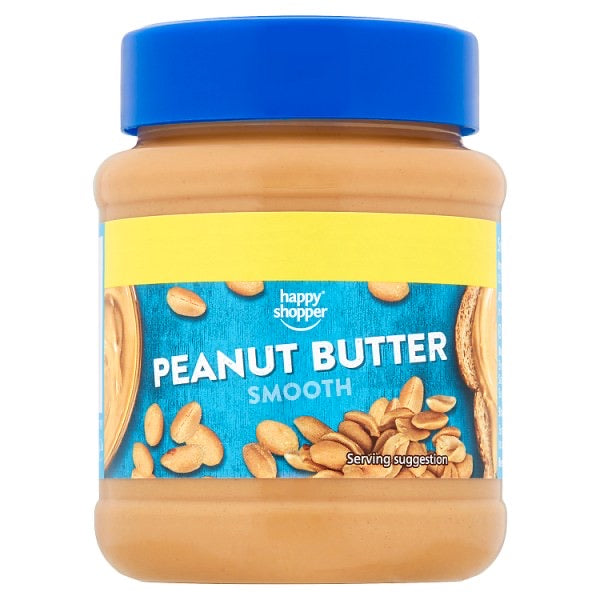 Happy Shopper Peanut Butter 340g