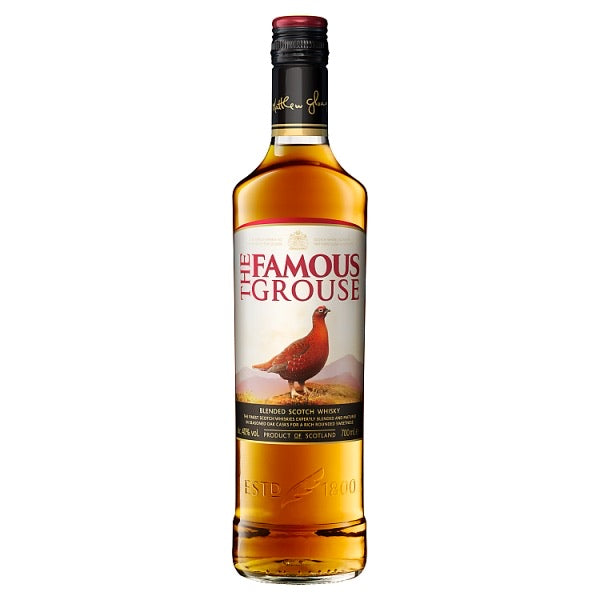 The Famous Grouse Whiskey 70cl