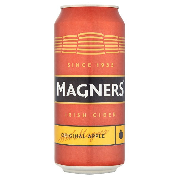 Magners Cider can