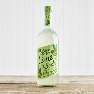 Belvoir Lime and Soda 750ml