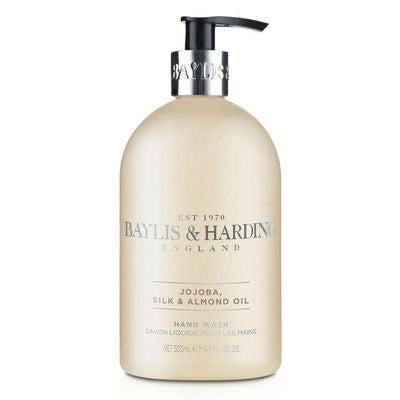 Baylis and Harding Jojoba, Silk and almond oil hand wash
