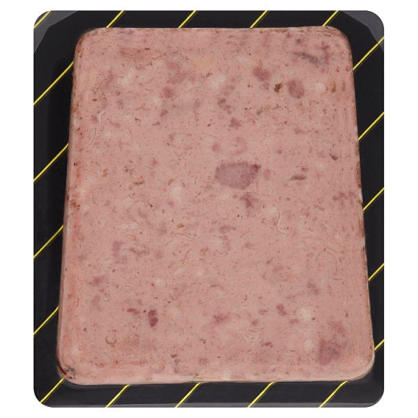 Ardennes Pate Slice
