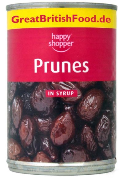 Happy Shopper Prunes