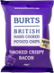Burts Potato Chips- Smoked Crispy Bacon 40g