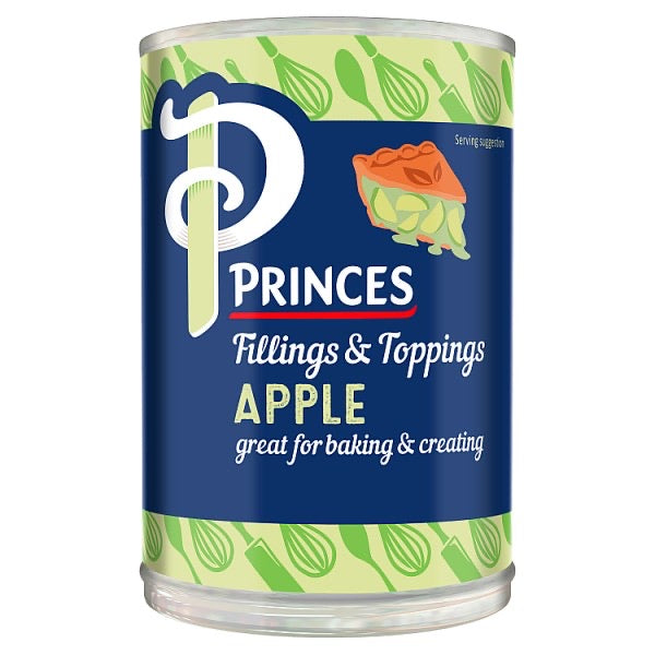 Princes Apple Filling and Topping 395g