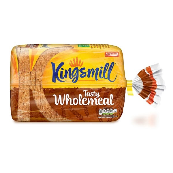 Kingsmill Wholemeal Bread Medium