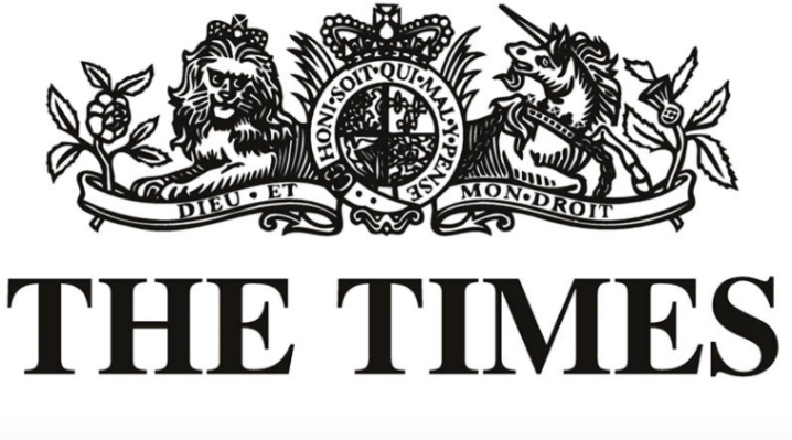 The Times- Saturday