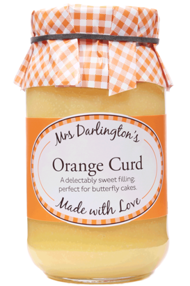 Mrs Darlington's Orange Curd