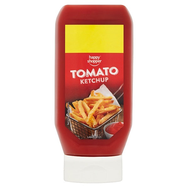 Happy Shopper Tomato Ketcup 440g