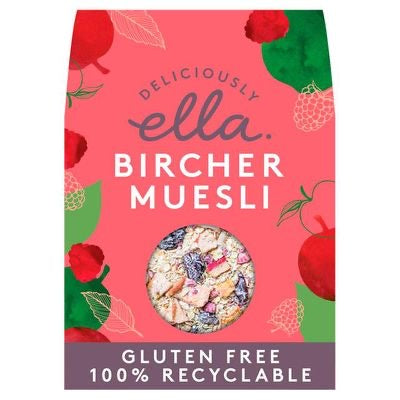 Deliciously Dlla Bircher Museli