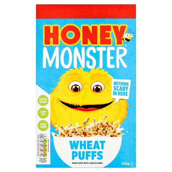 Honey Monster Puff