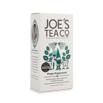 Joe's Tea Company Proper Peppermint Organic Tea