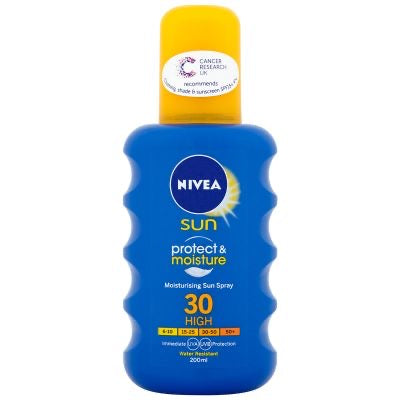 Nivea Spray Sun cream 30