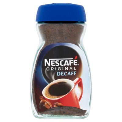 Nescafé Original Decaf Coffee