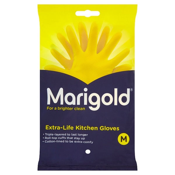 Marigold Medium gloves