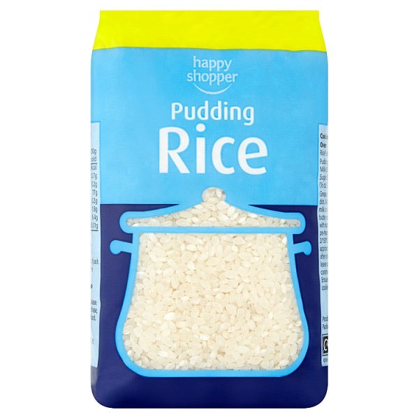Happy Shopper Pudding Rice 500g