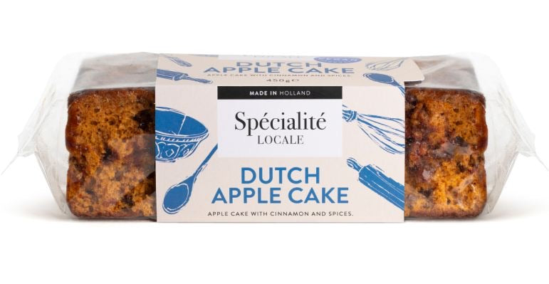 Specialite Locale Dutch Apple Cake