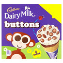 Cadbury Buttons Cones 6 pack