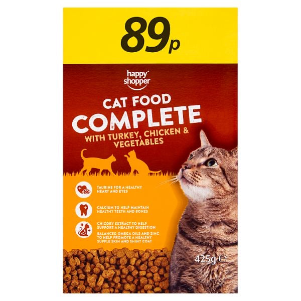 Happy Shopper Complete Cat Food