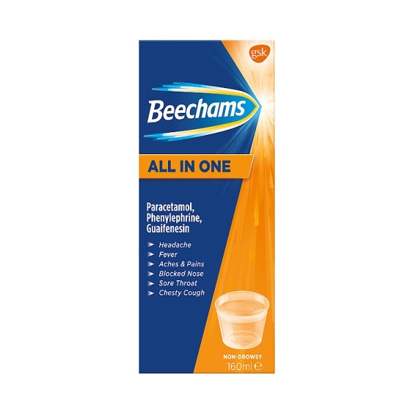Beechams All in One