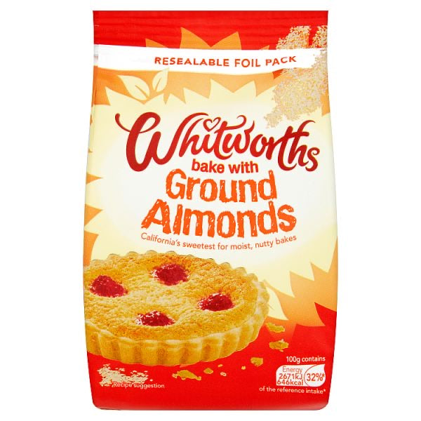 Whitworths Ground Almonds 150g