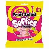 Fruit Salad Softies