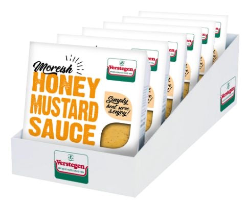 Morerish Honey Mustard Steak Sauce