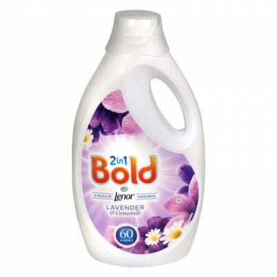 Bold 2 in 1 Lavender and Camomile