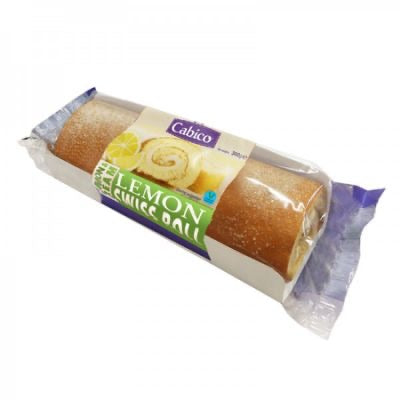 Cabico Lemon Swiss Roll