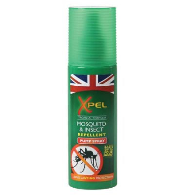 XPEL Mosquito and Insect Repellent 70ml