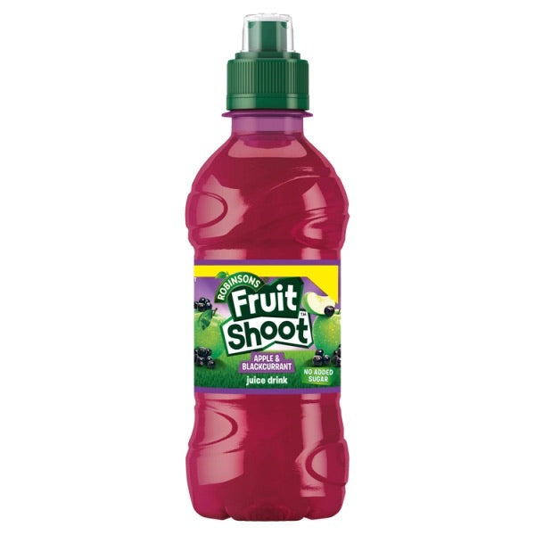 Fruit Shoot Blackcurrant