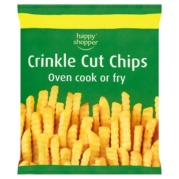 Happy Shopper Crinkle Cut Chips