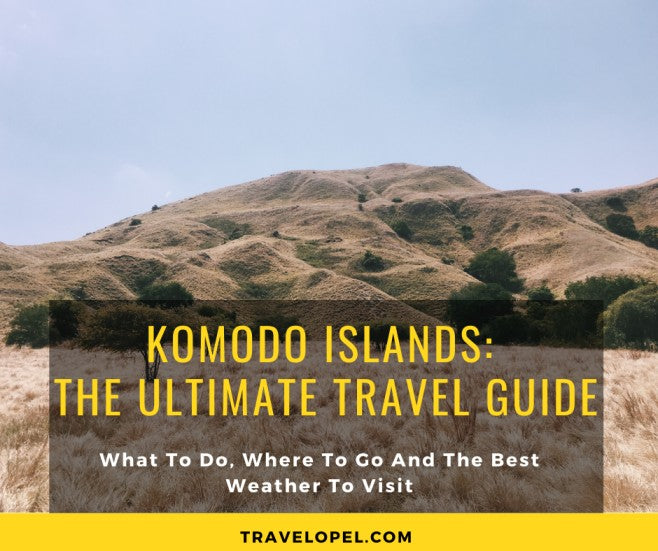 Komodo Islands: The Ultimate Travel Guide (What to do, When and Weather...)