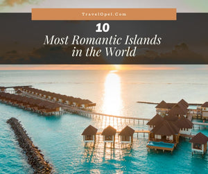 10 Most Romantic Islands in the World, According to Travelers Around The World