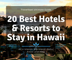 20 Best Hotels & Resorts to Stay in Hawaii
