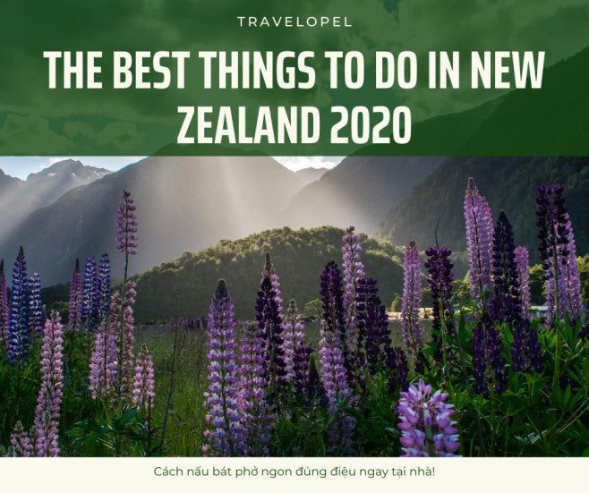 The best things to do in New Zealand 2021