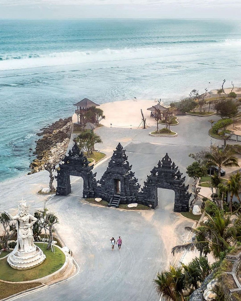 Virtual Travel Tours To Bali, Indonesia