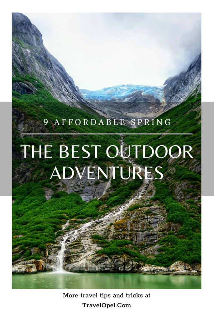 9 Affordable Spring Outdoor Adventures