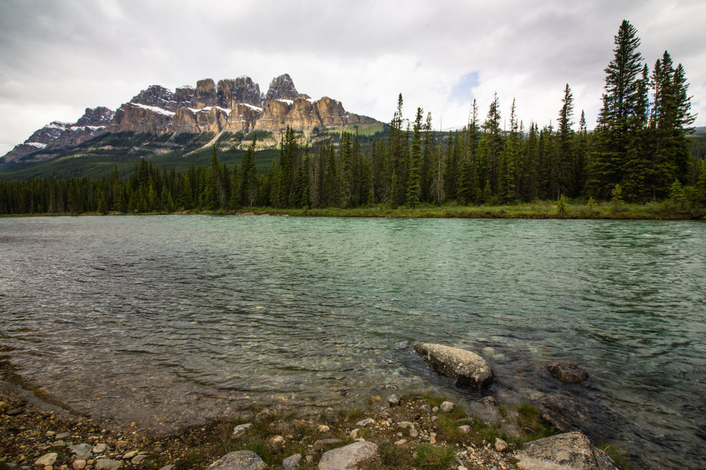 Castle Mountain, Canada