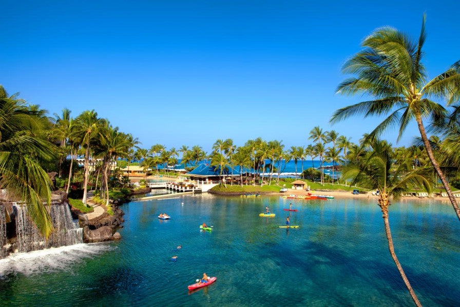 Where to stay in Big Island Hawaii
