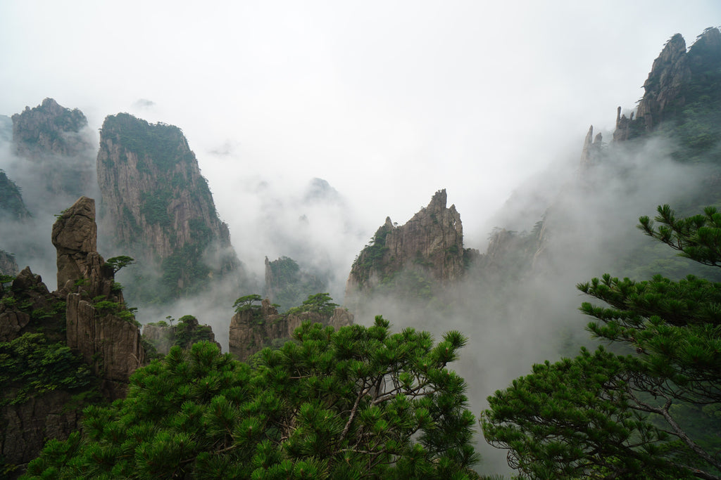 Mount Huangshan (Yellow Mountain), China