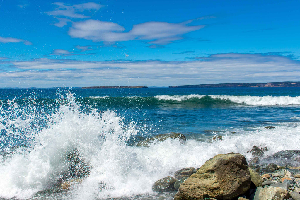 Topsail Beach, Conception Bay South, Newfoundland and Labrador, Canada