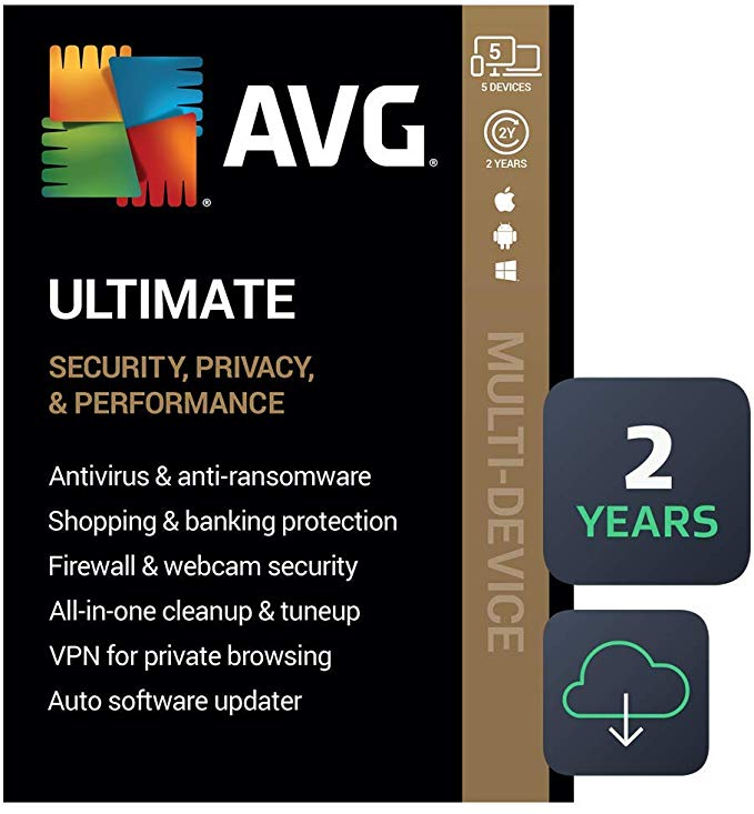 AVG Ultimate 2020