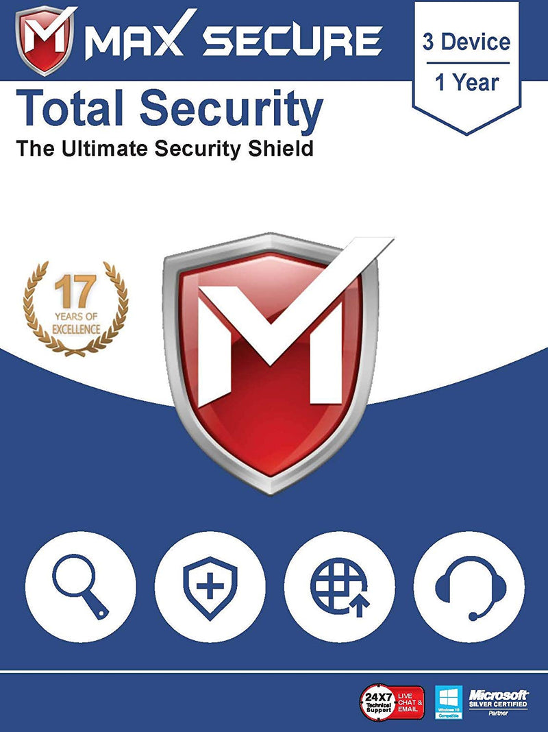 Max Secure Software Total Security 2019