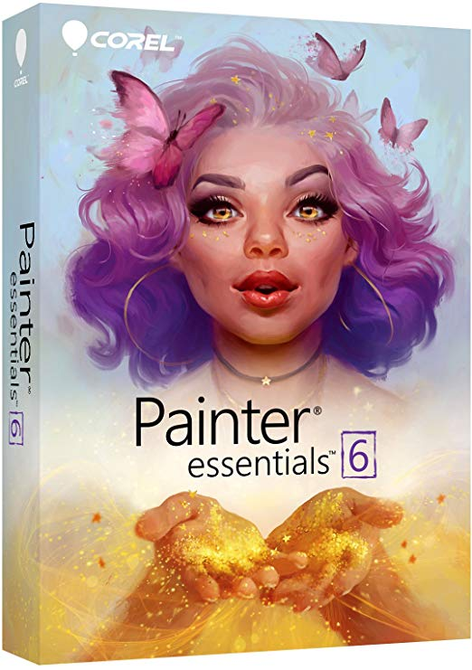 Corel Painter Essentials 6 Digital Art Suite