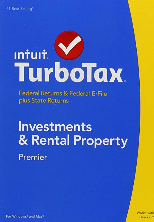 TurboTax 2014 Premier Investments